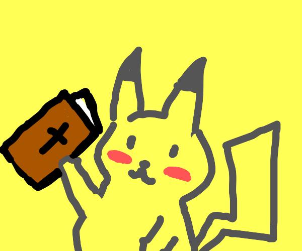 catholic pokemon