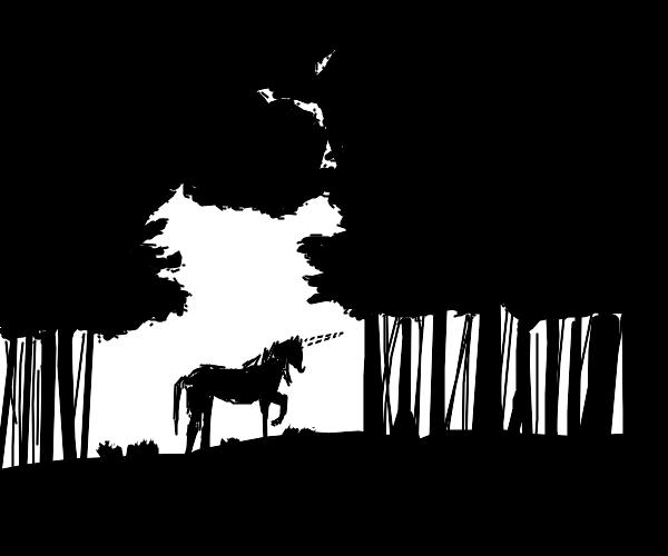 Unicorn Sneaking