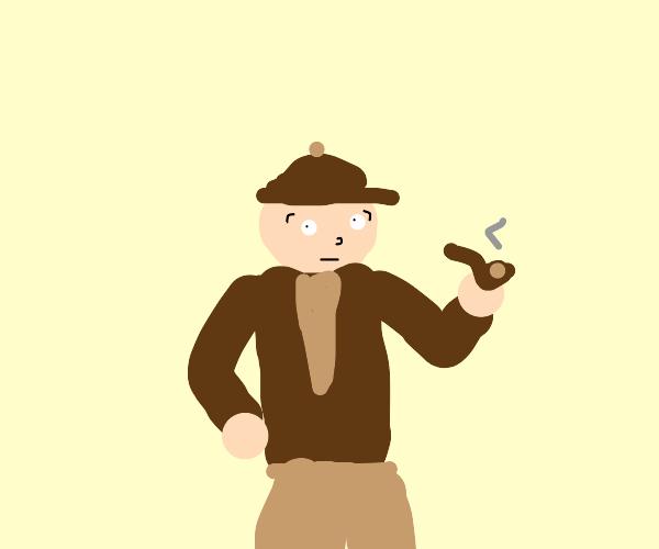 Detective Calliou