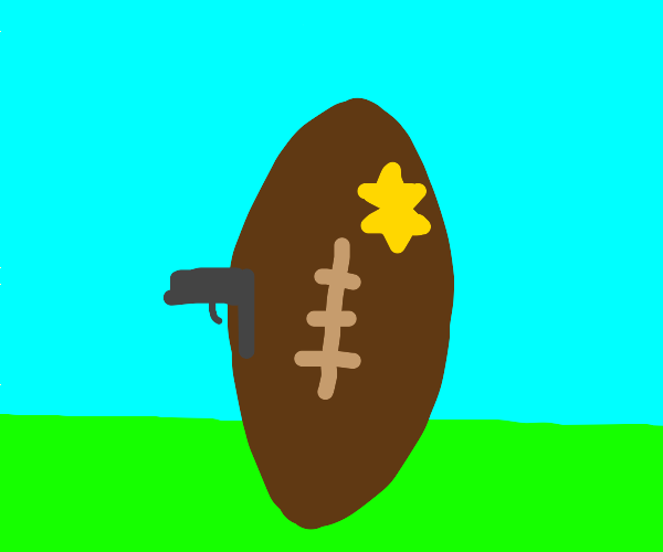 football sheriff