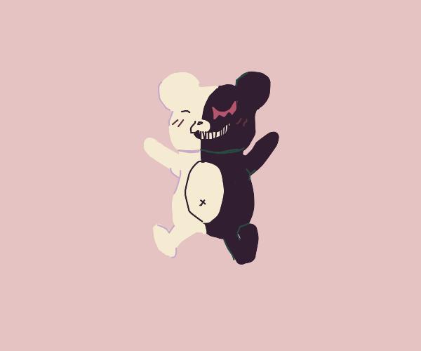 A very cute teddy bear