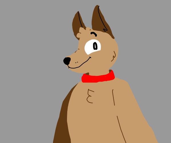 Anthro Dog