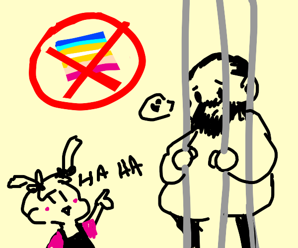 Pedophilia is a crime!