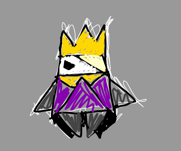 The Origami King (Paper Mario character)