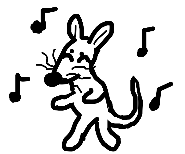 Dancing mouse :)