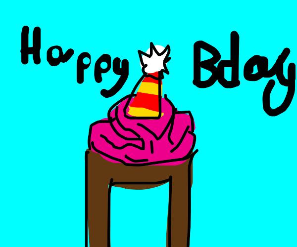 brain birthday