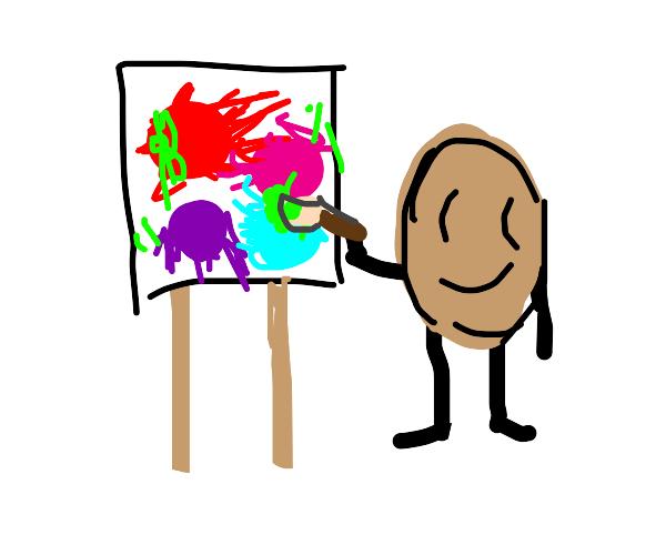 Potato Artist