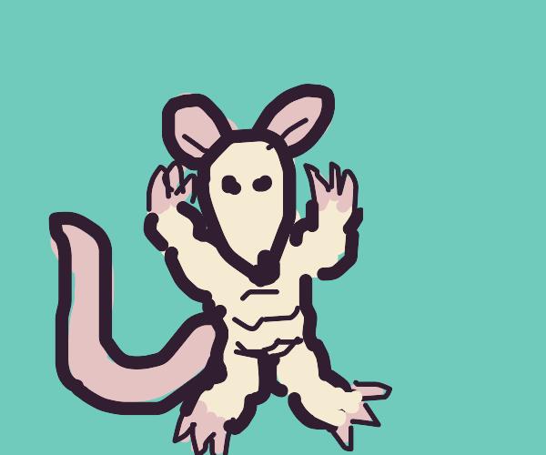Buff mouse