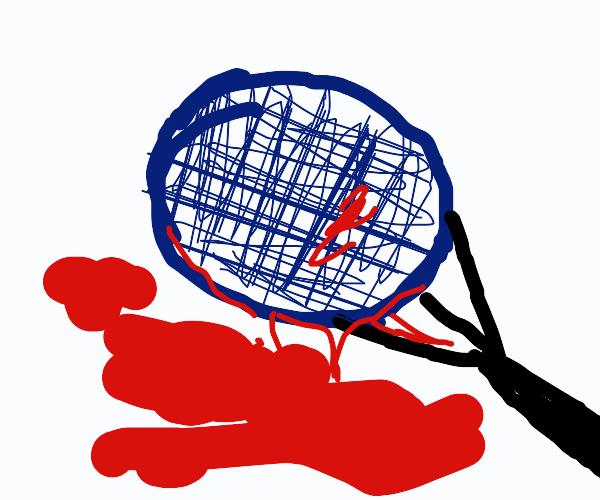 Bloody Tennis