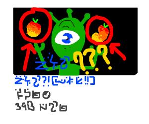 alien youtube video