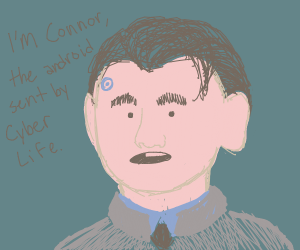 Connor! (DBH)