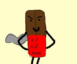 Super KitKat Man