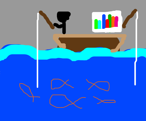 Fishing with a Chart
