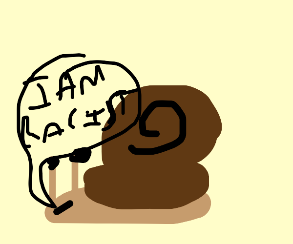 The Racist Snail