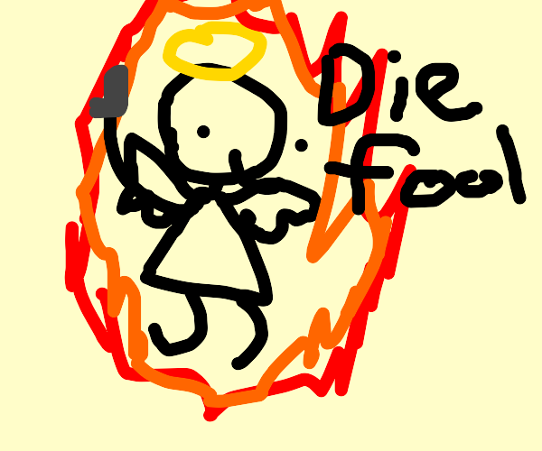 firey angel