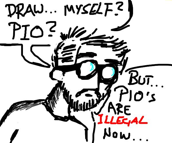 Draw yourself! (PIO)