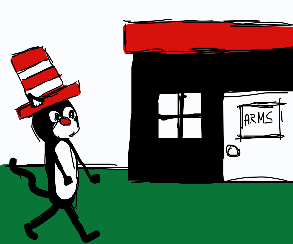 cat in the hat knows how to get the new arm