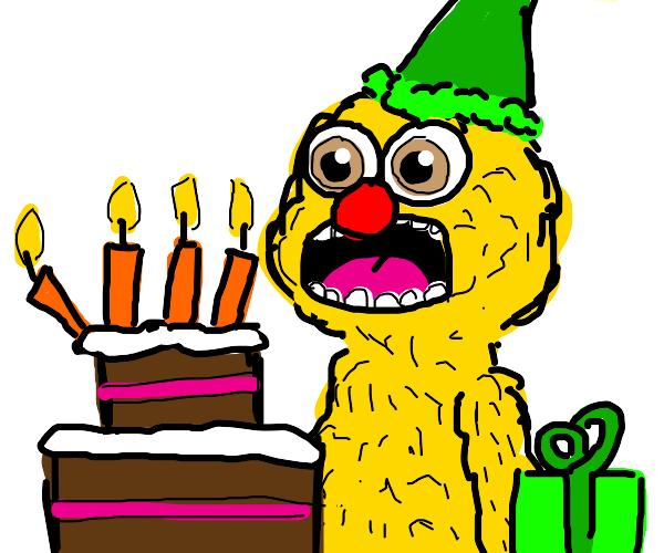 happy 4th birthday, yellmo!