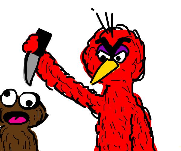 Red Bird is a murderer.