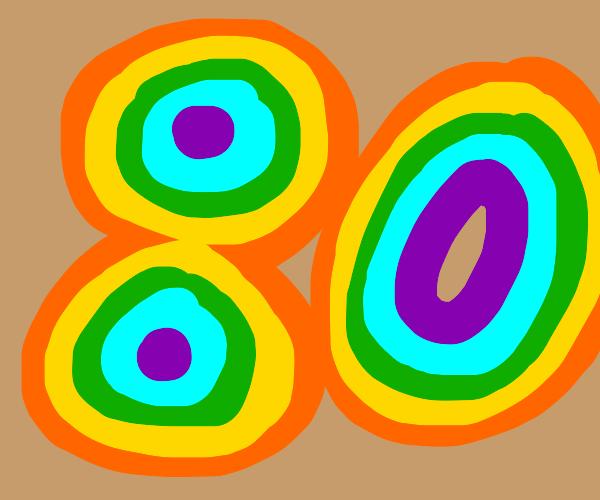 rainbow 8O