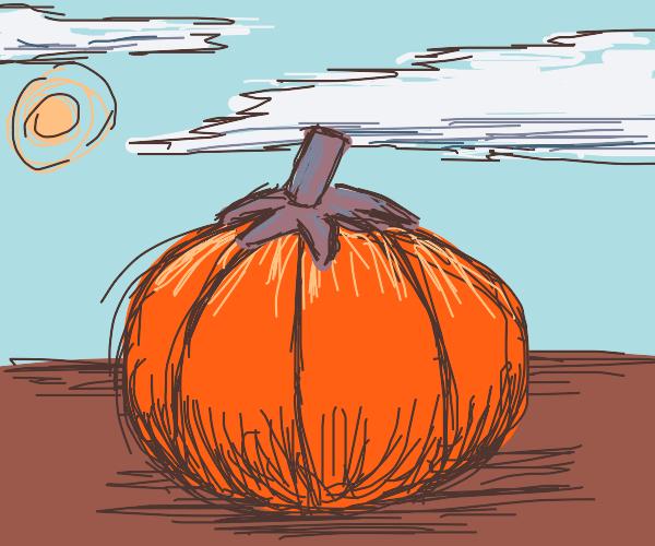 A Simplistic Pumpkin