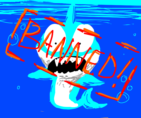 Baby Shark is banned