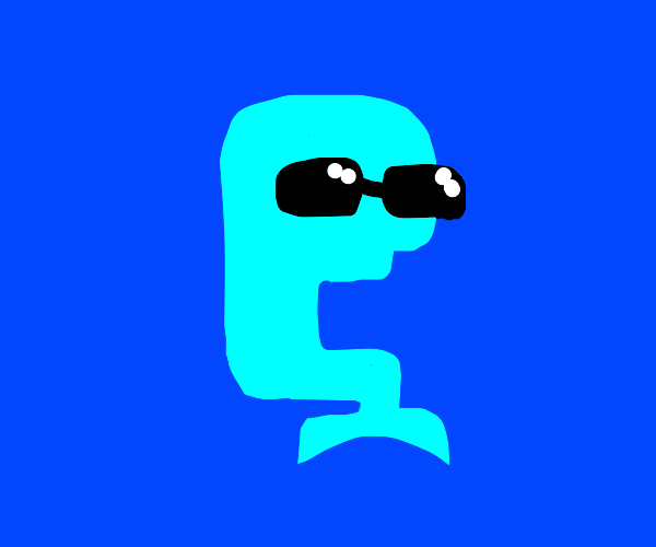 Cool whale