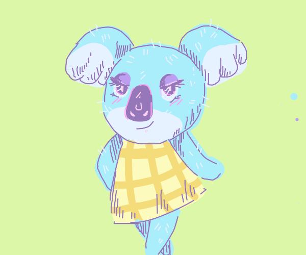 Animal Crossing Koala