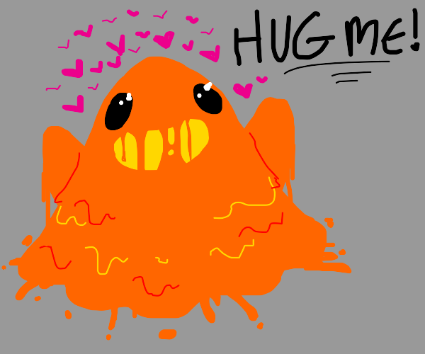 SCP-999 wants hugs