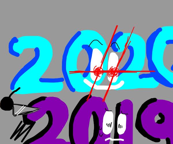 2020 killing 2019