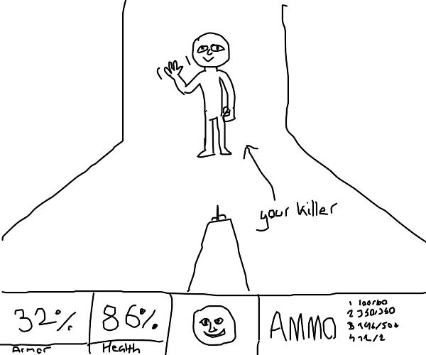 Step 12: Seek vengeance for your killer.