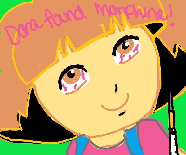Dora presents: Morphine