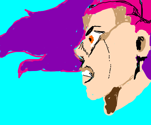 one of diavolo's deaths