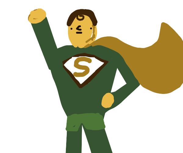Soaring Superman Powerblock