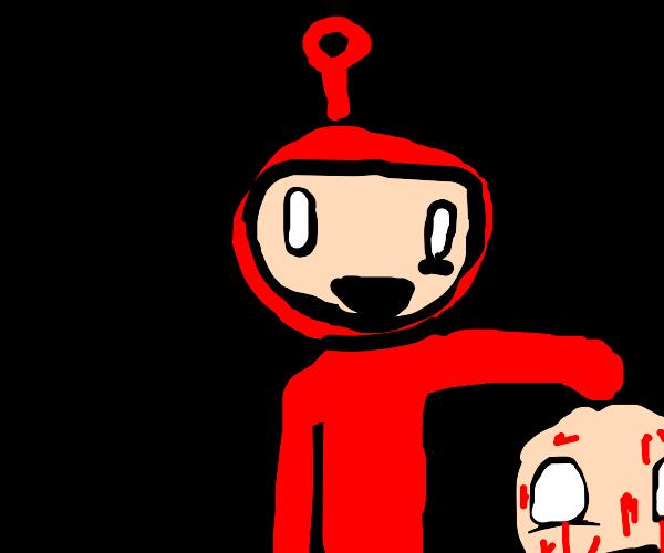 telletubby murderer