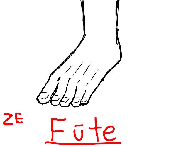 f o o t