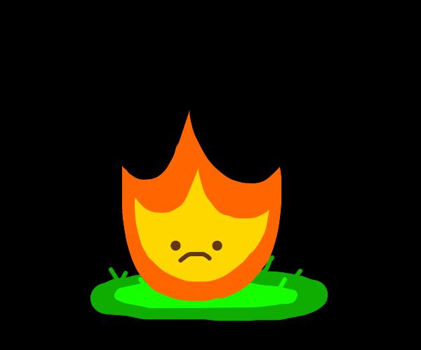no so happy fire