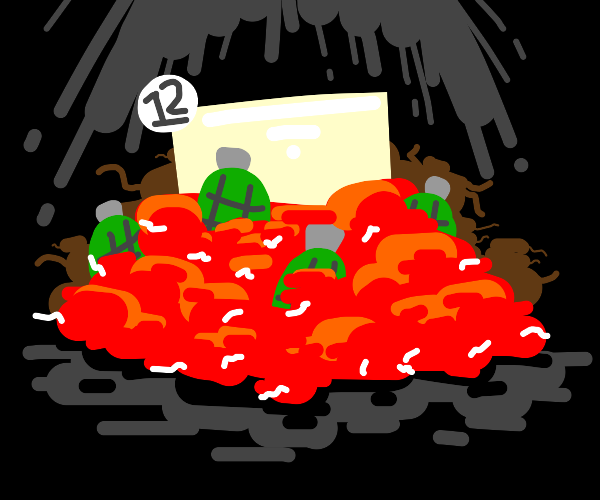 Panel 12 will explode