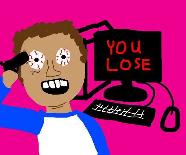 Pc gamer breaks
