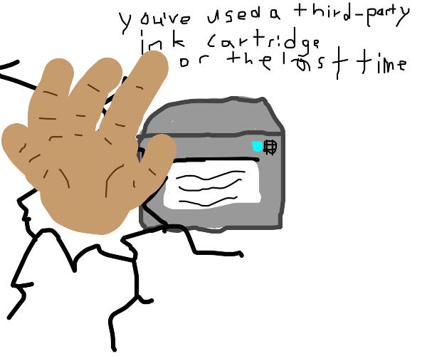 printer vibes