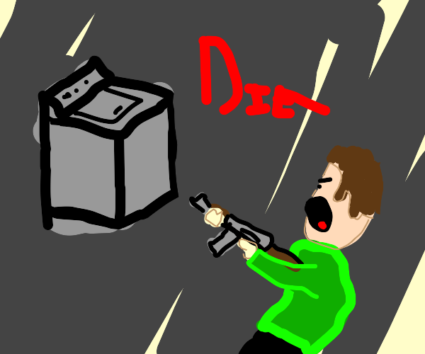 DEATH TO  WASHING MACHINES