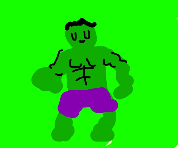 Hulk says: UwU