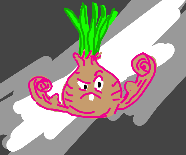 Strong onion
