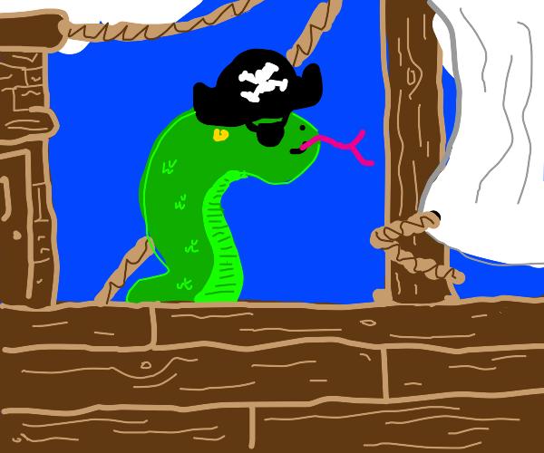 Pirate Danger Noodle