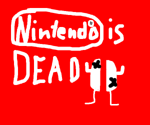 Nintendo is dead