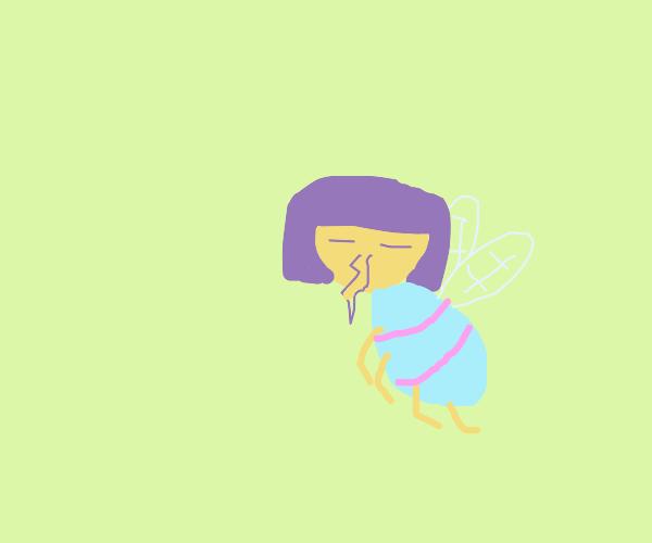 Bug (Mosquito) + Frisk??? (Undertale)