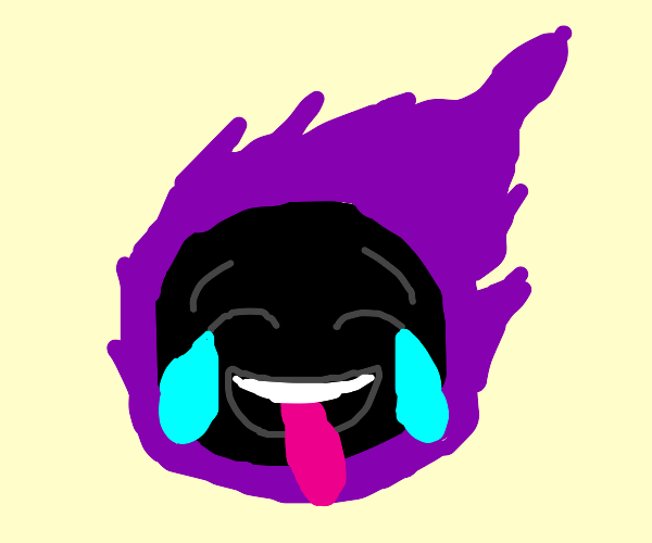 Laughing gastly