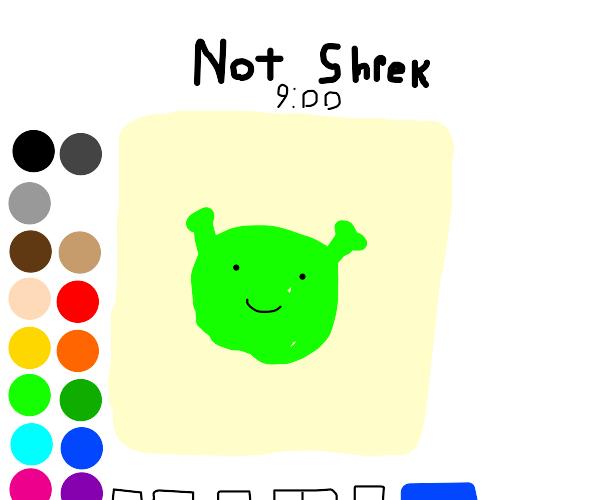 Derailing with Shrek