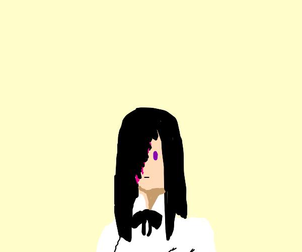 draw your favourite waifu (: