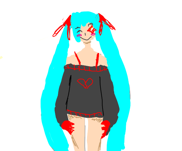 Miku crushes your heart